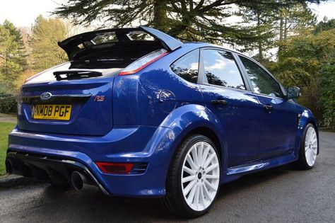 Ford Focus Rs 5 Door Body Kit Xclusive Customz Ford Focus Rs