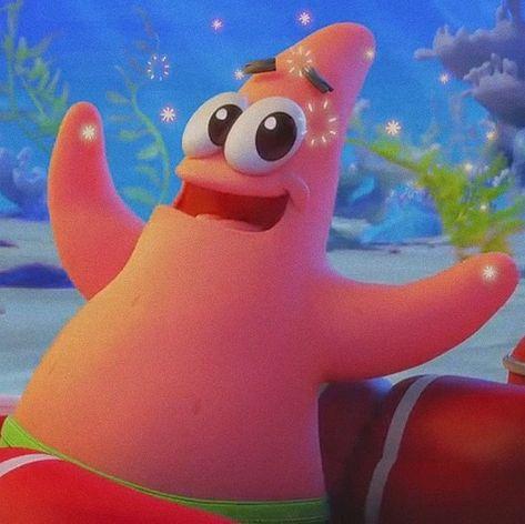 Patrick star aesthetic