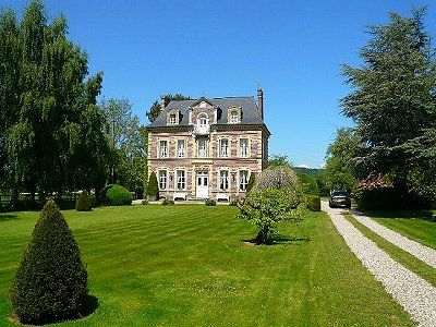 6 bedroom french chateau for sale deauville calvados lower normandy €890000 eur