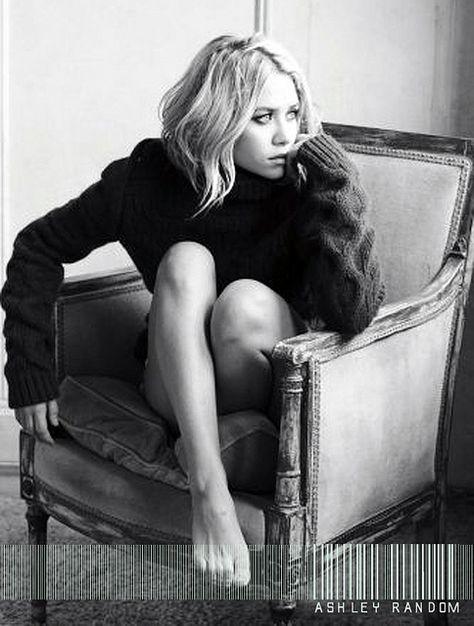 Cozy -- Ashley Olsen.