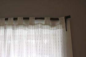 Birch Curtain Rod No Sew Curtains Curtain Rods Curtains