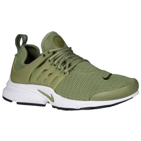 Nike Air Presto - Women s - Olive Green   White  868e1f7d32793