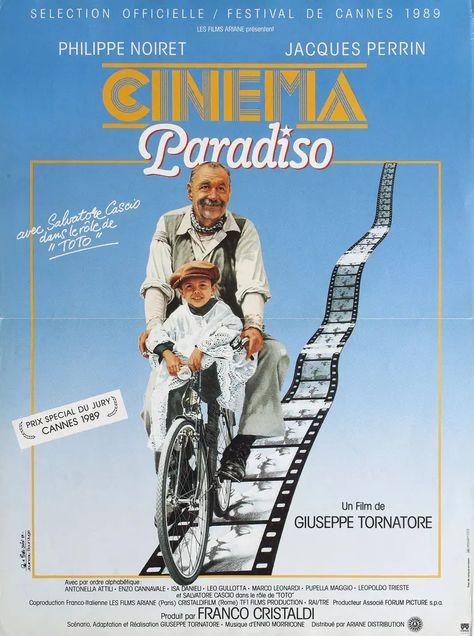 Cinema Paradiso, la nostalgia hecha película - La Tercera
