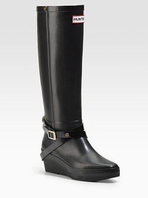 Every time it rains, I wish I had a pair!