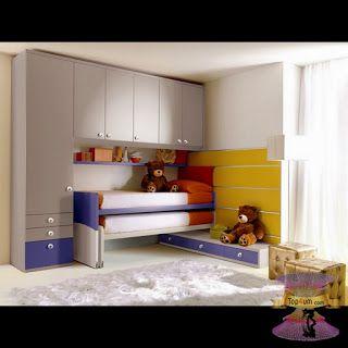 ارقى وأجمل الوان دهانات غرف نوم اطفال مودر ن 2021 Top4 In 2021 Bed Toddler Bed Home Decor
