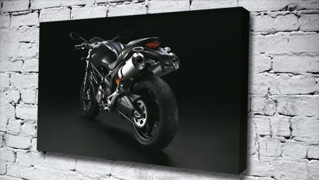 ducati motorbike black cars canvas from only £14.99 at canvas art