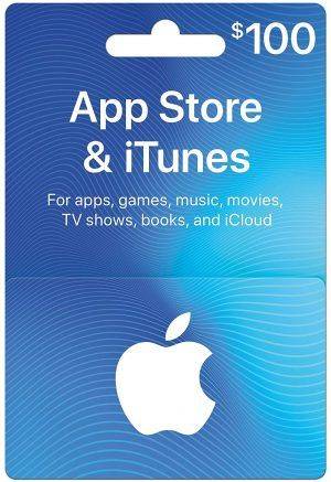100 App Store Itunes Gift Card 80 Physical Delivery Amazon