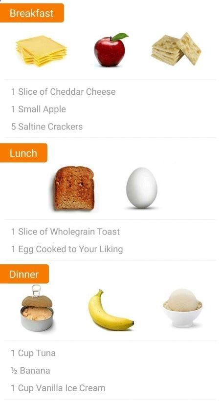 Military Diet Plan Day 3 Breakfast 5 Saltine Crackers 1 Slice Of Cheddar Cheese 1 Small Apple L Military Diet Meal Plan Egg And Grapefruit Diet Boiled Egg Diet