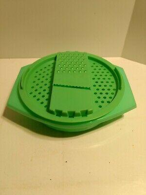 Ebay Ad Link Tupperware Cheese Grater Slicer And Bowl In 2020 Cheese Grater Tupperware Vintage Tupperware