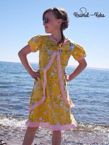 Schnittmuster Happy HannaH Princess von Happy Pearl
