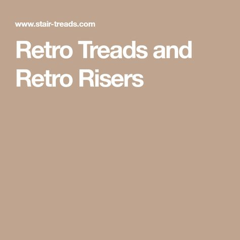 Best Retro Treads And Retro Risers Stairs Covering Treads 400 x 300