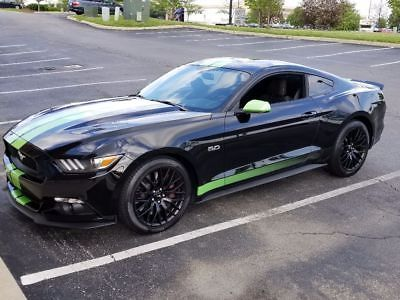 Ebay 2016 Ford Mustang Gt Mustang Gt With Roush Upgrades