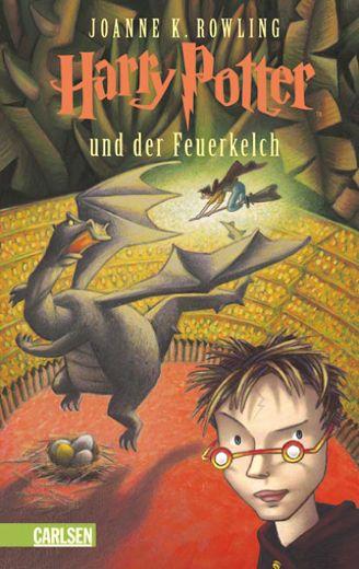 Joanne K Rowling Harry Potter Und Der Feuerkelch Harry Potter Bucher Harry Potter Und Der Feuerkelch Feuerkelch