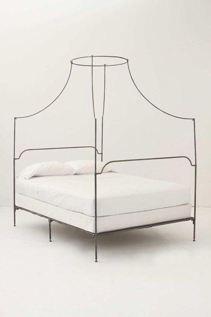 Anthropologie Italian Canopy - Beds & Bed Frames – Four Poster Beds (houseandgarden.co.uk)