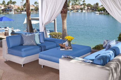Somer S Modern Sophisticated Outdoor Furniture Collections Offer