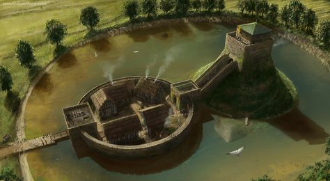 Castle Overview By J Humphries On Deviantart Fantasy Castle Castle Layout Castle