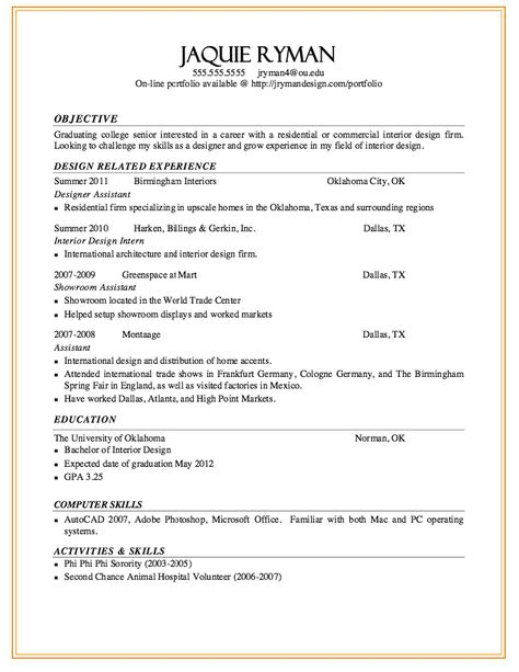 Showroom Assistant Resume - http\/\/resumesdesign\/showroom - quality control chemist resume