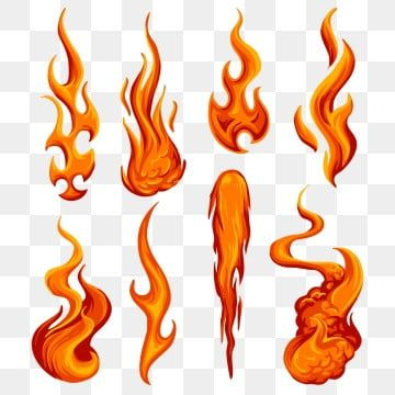 Fire Flames Vector Set Illustration Fire Clipart Flame Fire Png Transparent Image And Clipart For Free Download Fire Drawing Fire Icons Drawing Flames
