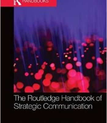 The Routledge Handbook Of Strategic Communication Pdf Routledge Communication Strategic