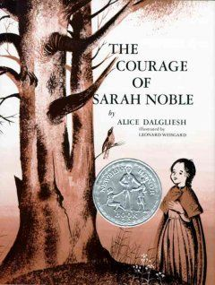 Remembering her mother's words, an eight-year-old girl finds courage to go alone with her father to build a new home in the Connecticut wilderness and to stay with the Indians when her father goes back to bring the rest of the family.