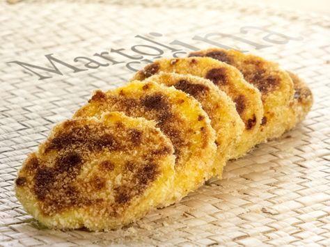 Frittelle di mais al forno e in microonde