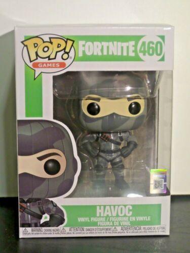 """In STOCK Funko Pop Fortnite /""""Havoc/"""" 460 Vinyl Figure"""