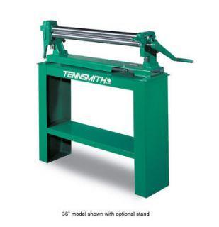 Tennsmith Sr24 Manual Slip Roll 20 Gauge 24 Capacity Time Metal Bending Sheet Metal Shear Sheet Metal