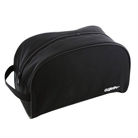 a9e39aa01af ACCROCHE Bret Hanging Travel Toiletry Bag for Men and Women, Flat Portable Toiletries  Organizer, Durable Shower Bag with Sturdy Hook, Pad…