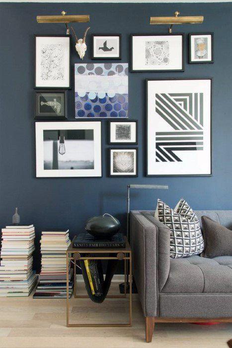 50 Bachelor Pad Wall Art Design Ideas For Men Cool Visual Decor Bachelor Pad Living Room Chic Apartment Decor Wall Decor Living Room #wall #decor #for #guys #living #room