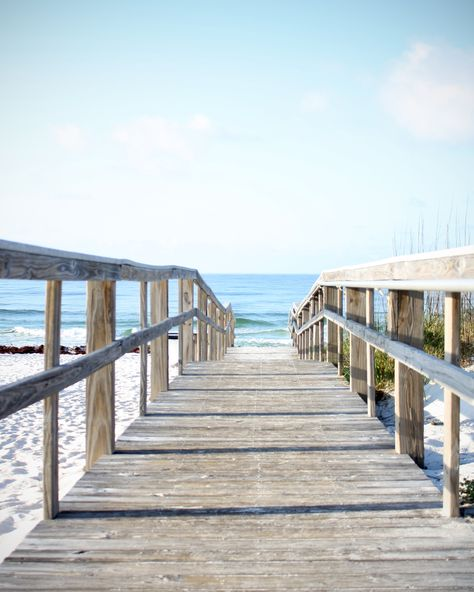 A set of three free beach photography prints - for personal use only. Taken in Pensacola, Florida, these images are perfect for framing.