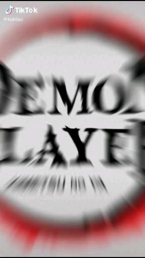 Demon Slayer AMV Creator: tokiixc from TikTok
