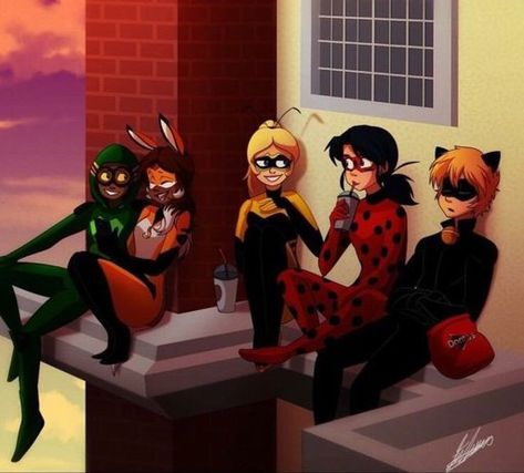 Dia dos Heróis   Miraculous Ladybug ! Amino
