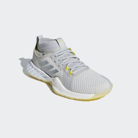 CrazyTrain Pro 3.0 Shoes Grey One 10.5 Womens | Adidas