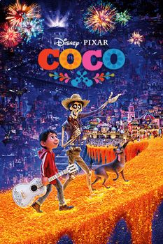 Simple Coco Movie Comprehension Questions
