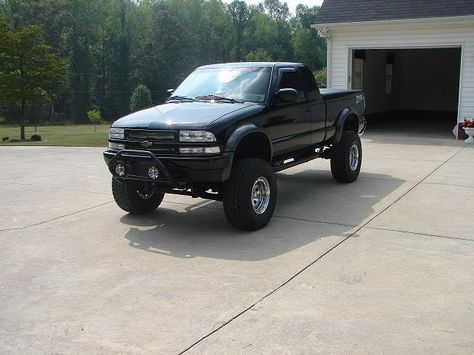 Pin By Bruce Mccammon On Zr2 Ideas 1 Chevy S10 Zr2 S10 Zr2