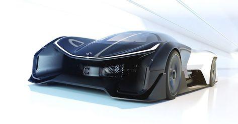 Faraday Future Ffzero 1 Concept