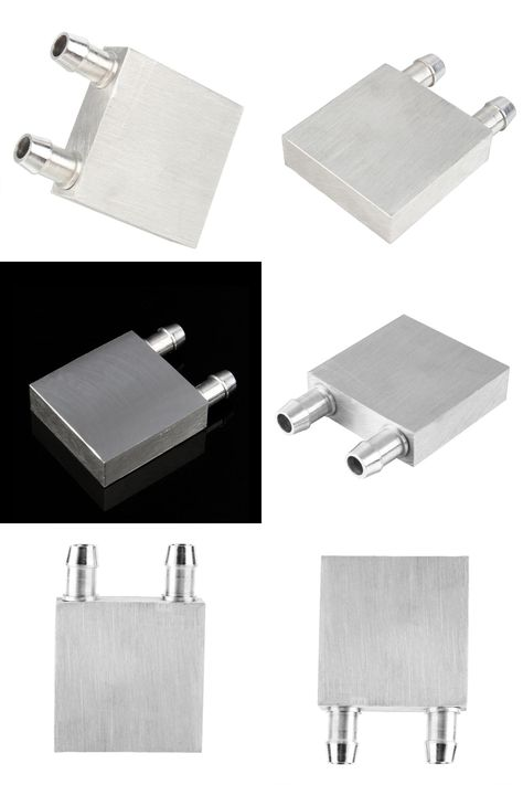 Visit To Buy 40 40mm Primary Aluminum Water Cooling Block For