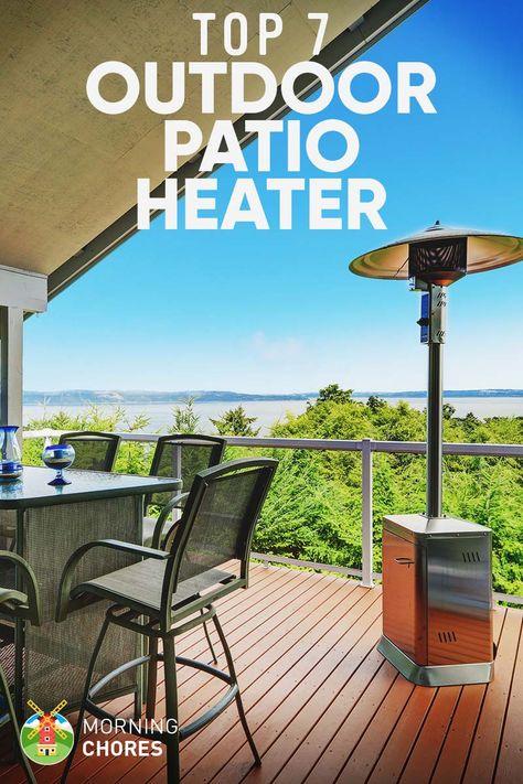 7 Best Outdoor Patio Heater Reviews