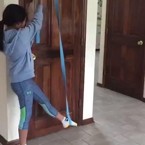 50% OFF JUST TODAY Door Flexibility Leg Stretcher