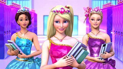 Lista De Todas Las Peliculas De Barbie Online En Espanol Latino Completas Y Gratis Desde Las Peliculas Clasicas Has Barbie Movies Princess Charm School Barbie