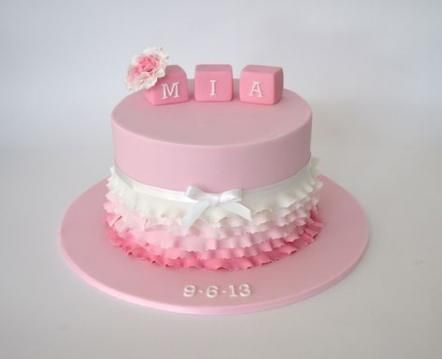 42+ Ideas for cake girl baptism 1st birthdays