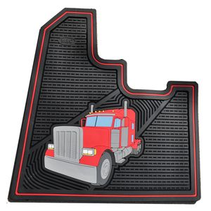 These Heavy Duty Washable Floor Mats Are Perfect For Trucking