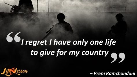 These 11 Indian Army Quotes will Definitely fill your heart with pride - Life 'N' Lesson