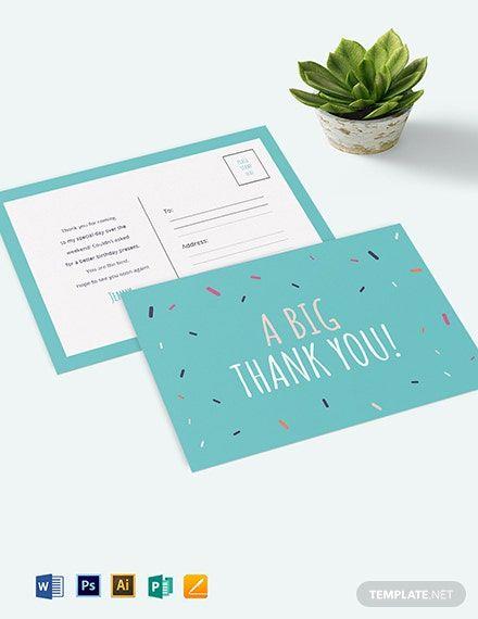 Pin On Postcard Templates Designs