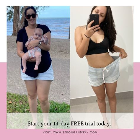 Are you struggling with your nutrition? We can help! We provide 100's of delicious protein-packed meals to help you reach your goals. Try them FREE for 14-days! Click the photo ⬆️ to get started today. #StrongandSxy 💪🏼💗 #nutriton #recipes #healthymeals #recipeapp