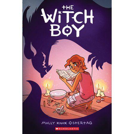 31+ Witch boy info