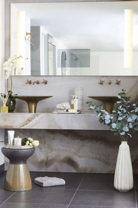 How To Create A Luxury Spa Bathroom At Home Bathroom Spa Modern