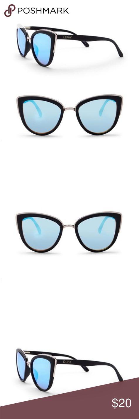 5da2bfa38f Quay Australia My Girl 55mm Cat Eye Sunglasses Used Quay Sunglasses. Please  see images for