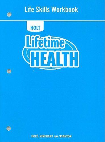 Download Pdf Lifetime Health Life Skills Workbook Free Epub Mobi Ebooks Workbook Life Skills Free Ebooks