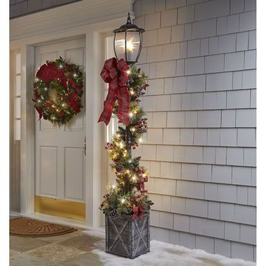The 7 Dickensian Lamppost Christmas Lamp Post Christmas Lamp Holiday Decor